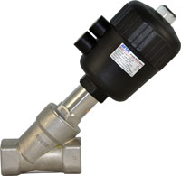 Airtac Angle Seat Valve