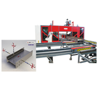AKYAPAK CNC Beam Drilling Machine