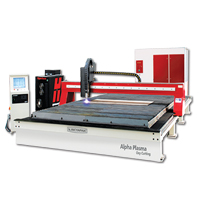 AKYAPAK CNC Plasma Cutting Machine