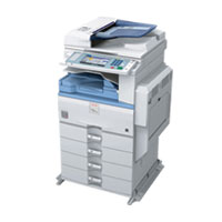 All In One Colour Photocopier