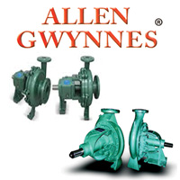 Allen Gwynnes End Suction Pump AGP/AGL/AGN/AGSP Series
