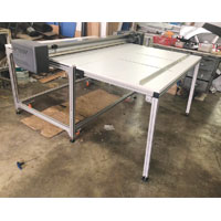 Aluminium Profile Machine Frame
