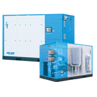 ALUP Gear Driven Rotary Screw Compressors