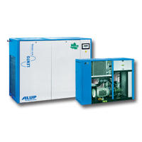 ALUP Oil Free, Water-Injected Screw Compressors