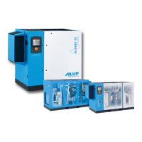 ALUP Variable Speed Rotary Screw Air Compressors