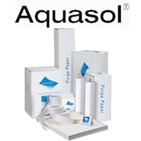 AQUASOL Water Soluble Paper & Tapes
