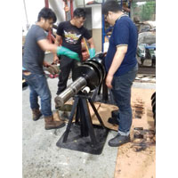 ATB - Repair Twin Screw Pump