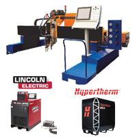 Automation CNC Plasma & Oxy Cut