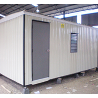 Standard 20' Portable Cabin - Standard Portable Cabin For Multipurpose Use