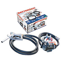 Battery Diesel Pump Set