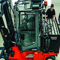 Battery Forklift Service