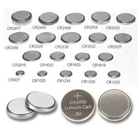 Battery Lithium Coin Cells