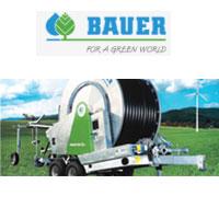 BAUER Hose Reel Irrigation