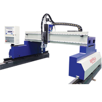 BAYKER CNC Plasma Cutting Machine