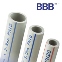 BBB PP-R Piping System (Hot & Cold Water)