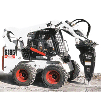 Bobcat Skid Steer Loader Hydraulic Breaker