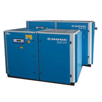 BOGE SE Series  From 22 KW – 75 KW