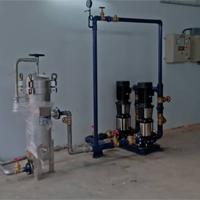 Boiler Feed Pump Installation