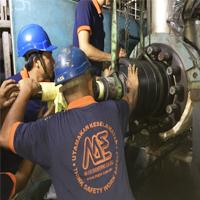Boiler Feed Pump Overhaul