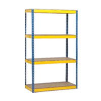 Boltless Shelving Rack