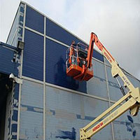 Boom Lift Rental For Painting