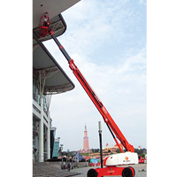 Building Cleaning Skylift