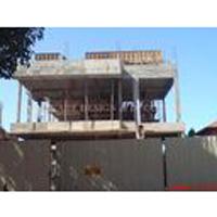Bungalow Under Construction