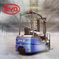 BYD Electric Counterbalance Forklift 1.6Ton (ECB16)