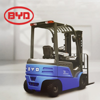 BYD Electric Forklift 2.5 Ton (ECB25)