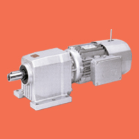 C Series Helical Gearmotor