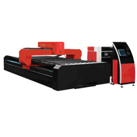 CNC YAG Laser Cutting Machine