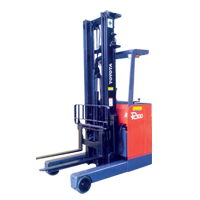Recond Electric Reach Truck - 6 Series