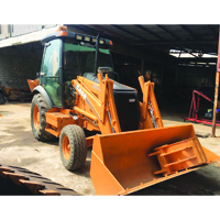 CASE 580 Super M Mini Excavator