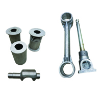 Casting Iron & Stainless Steel Parts