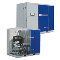 CECCATO DRE - Rotary Screw Compressors From 125 To 180 HP