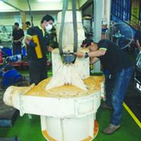 Centrifugal Blower & Repair