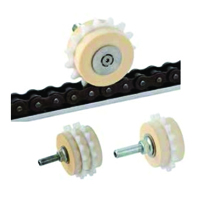 Chain Lubrication Pinion