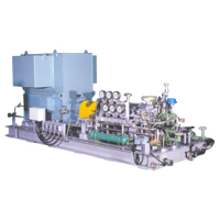 Chemical Process, High Temp & High Pressure Pumps