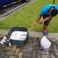 Chemical Wash Aircond