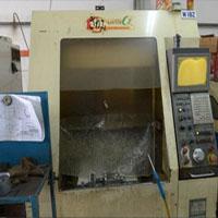 CNC Drill & Tap Machine