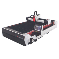CNC Fiber Laser Cutting Machine GS-F2513
