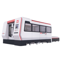 CNC Fiber Laser Cutting Machine GS-F3015C