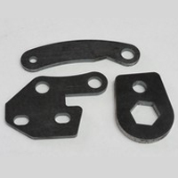 CNC Laser Cutting - MS Automotive Industry