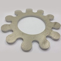 CNC Laser Cutting - SUS Oil Gas Industry