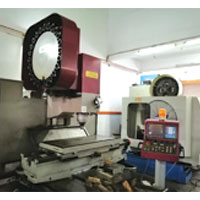 CNC Milling Machine JONHFORD 1124A (Used) 1300 X 700Mm Travel