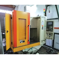 CNC Milling Machine SISTER SD543 (Used) 400Mm X 500Mm Travel