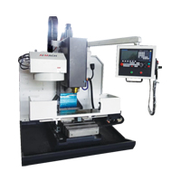 CNC Milling Machine With Automatic Tool Changer