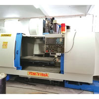 CNC Milling Machine YCM V168A (Used) 1600 X 700Mm Travel
