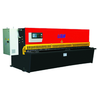 CNC Swing Beam Shear Machine