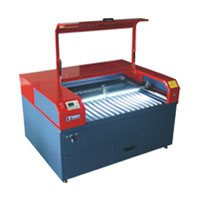 CO² Laser Cutting Machine